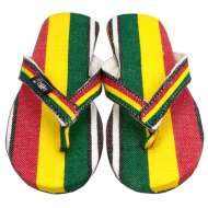 Sole Rebels Women's Easy Ridin Slim Rasta