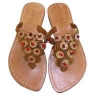 Mystique Sandals Coral