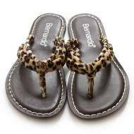 Bernardo Miami Leopard/Chocolate