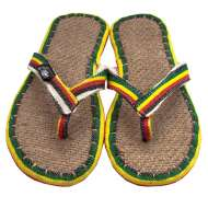 soleRebels Men's Home Grown Eternal Rasta