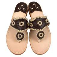 Jack Rogers Navajo Brown/Bone