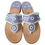 Jack Rogers Navajo Lilac/White