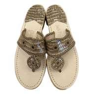 Jack Rogers Navajo Mocha Croc