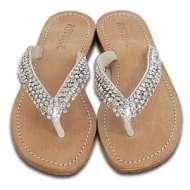 Mystique Jangleuoise Sandals Silver