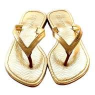 Mystique Thong Gold Snake