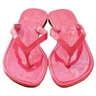 Mystique Thong Pink Patent