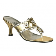 Jack Rogers Dressy Gold/Silver