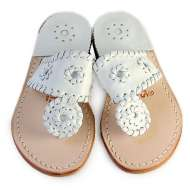Jack Rogers Palm Beach Miss Navajo White