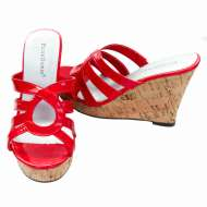 Melisa Red Patent
