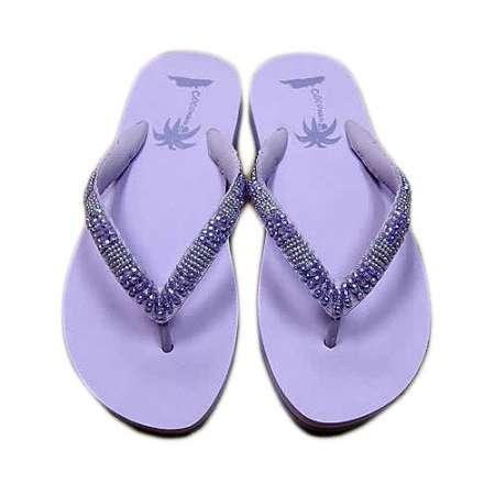 Matisse Beaded Beach Sandals