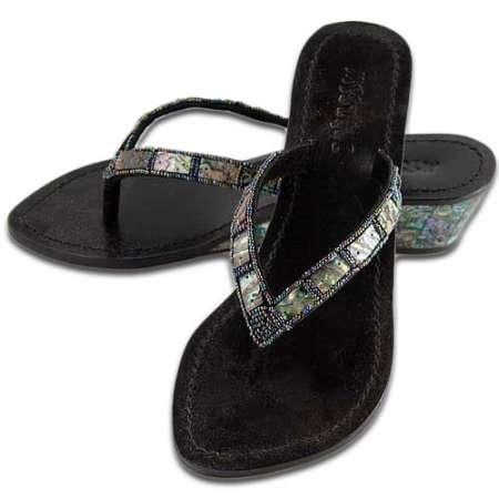 Mystique Side & Top Sandals