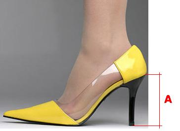 1e44b43d6ff How to Measure Heel Height for High Heels