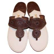 Jack Rogers Navajo Dark Brown