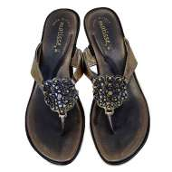 Matisse Filly Sandals Bronze